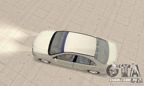 Honda Accord Comfort 2003 para GTA San Andreas traseira esquerda vista