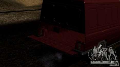 IZH 27175 para o motor de GTA San Andreas