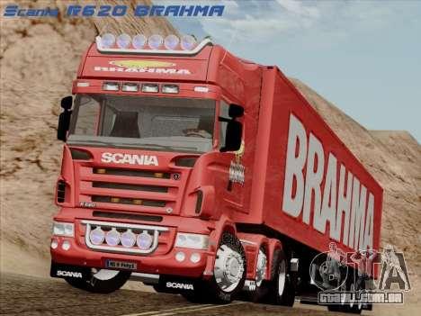 Scania R620 Brahma para GTA San Andreas