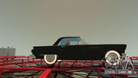 Smith Thunderbolt Mafia II para GTA 4 traseira esquerda vista