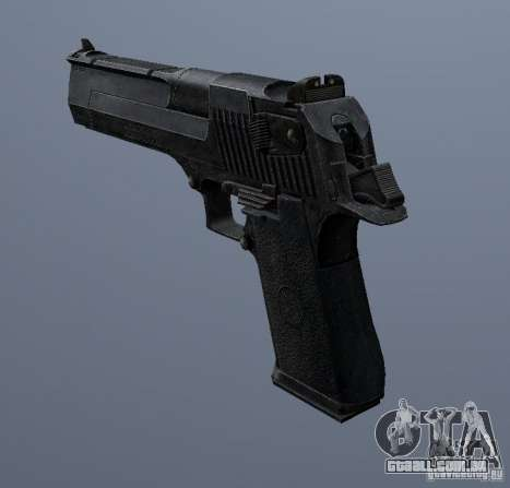 Desert Eagle - New model para GTA San Andreas