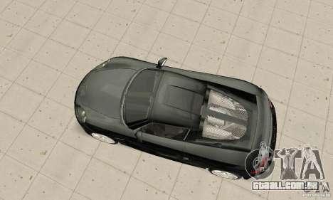 Porsche Carrera GT stock para GTA San Andreas vista direita