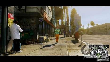 GTA 5 LoadScreens para GTA San Andreas