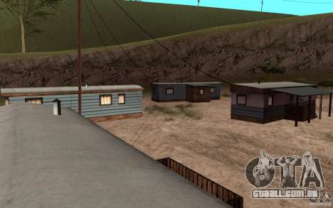 Nova cidade de reboque para GTA San Andreas