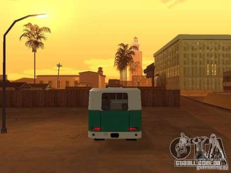G1A1 de Kuban para GTA San Andreas vista interior