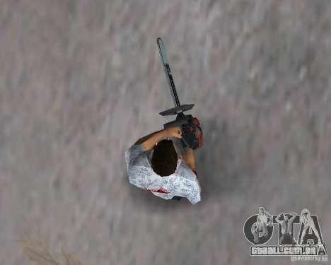 Serra elétrica para GTA Vice City segunda tela