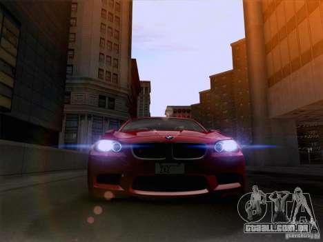 Realistic Graphics HD 3.0 para GTA San Andreas sexta tela