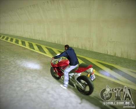 Honda CBR600RR 2005 para GTA San Andreas esquerda vista