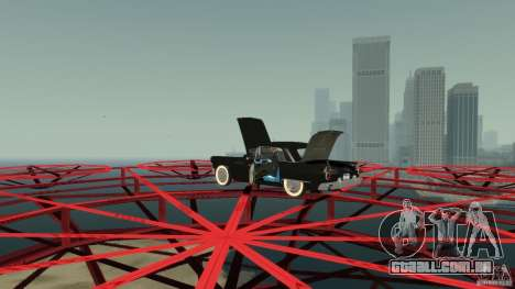 Smith Thunderbolt Mafia II para GTA 4 vista lateral