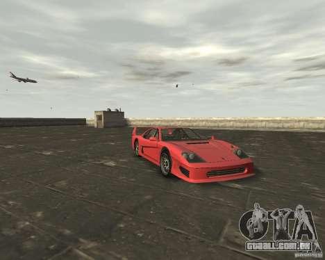 Turismo from GTA SA para GTA 4 esquerda vista