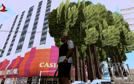 Planter para GTA San Andreas terceira tela