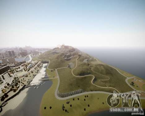 GhostPeakMountain para GTA 4 segundo screenshot