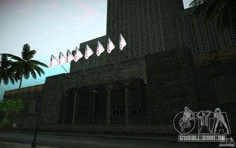 Arranha-céus de HD para GTA San Andreas oitavo tela