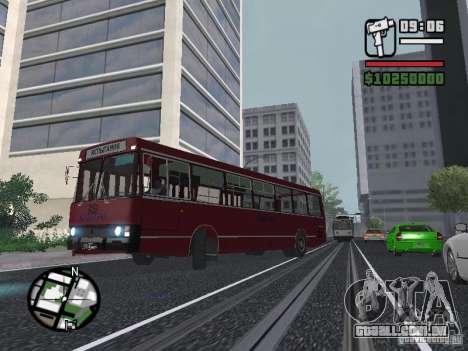 LAZ 5252 para GTA San Andreas