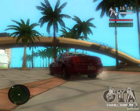 Real palms v2.0 para GTA San Andreas quinto tela