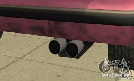Car Tuning Parts para GTA San Andreas oitavo tela