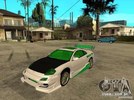 Mitsubishi Eclipse Midnight Club 3 DUB Edition para GTA San Andreas
