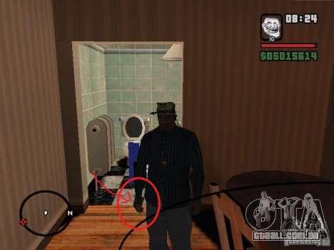 Bosta para GTA San Andreas terceira tela
