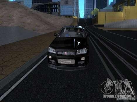 ENBSeries de Rinzler para GTA San Andreas décima primeira imagem de tela