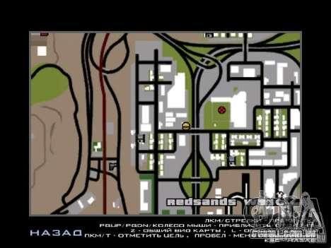 Concerto da AK-47 para GTA San Andreas décima primeira imagem de tela