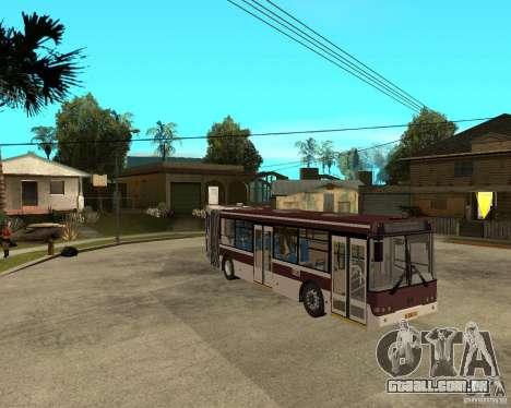 LIAZ 6213.20 para GTA San Andreas vista direita