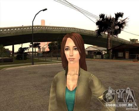 Nova hfyst para GTA San Andreas terceira tela