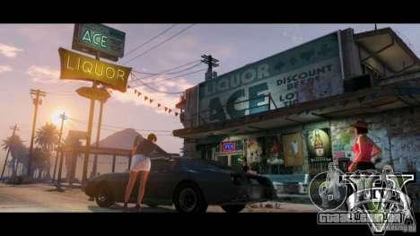 GTA 5 LoadScreens para GTA San Andreas décima primeira imagem de tela