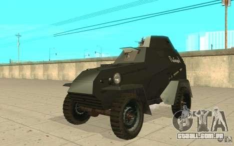 BA-64B para GTA San Andreas