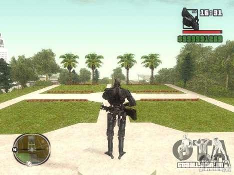 T-600 para GTA San Andreas segunda tela