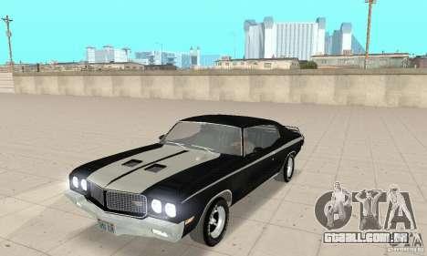 Buick GSX Stage-1 para GTA San Andreas