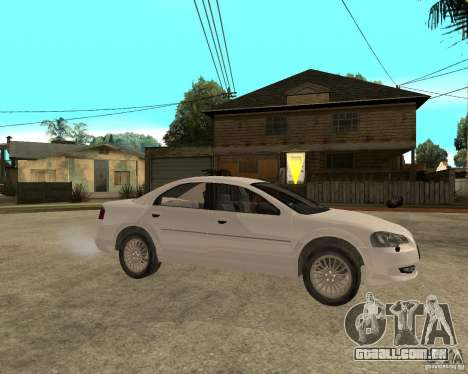 GAZ Volga Siber AT 2,5 para GTA San Andreas vista direita