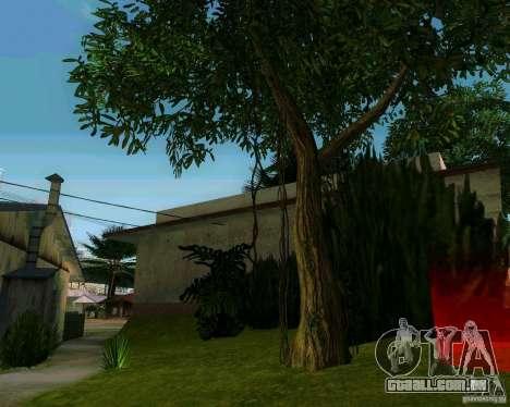 Macieira para GTA San Andreas terceira tela