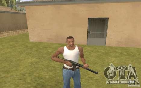 Máquina especial do eixo para GTA San Andreas segunda tela