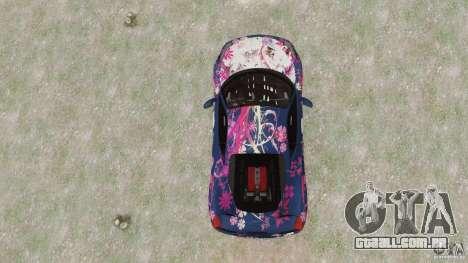 Ferrari 458 Italia 2010 DC Texture para GTA 4 vista direita