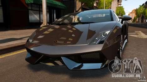 Lamborghini Gallardo LP570-4 Superleggera para GTA 4