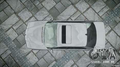 BMW 740i (E38) style 32 para GTA 4 vista inferior