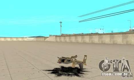 Falcão para GTA San Andreas