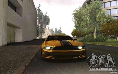SA Illusion-S V2.0 para GTA San Andreas sexta tela