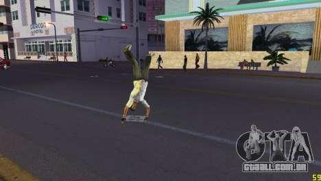 Cleo Parkour v4 para GTA Vice City terceira tela