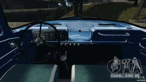 ZIL-431410 1986 v 1.0 para GTA 4 vista de volta