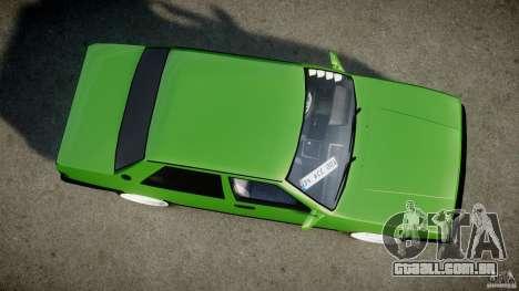Tofas Dogan para GTA 4 vista de volta
