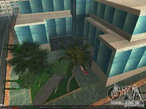 Obnovlënyj Hospital de Los Santos v. 2.0 para GTA San Andreas segunda tela