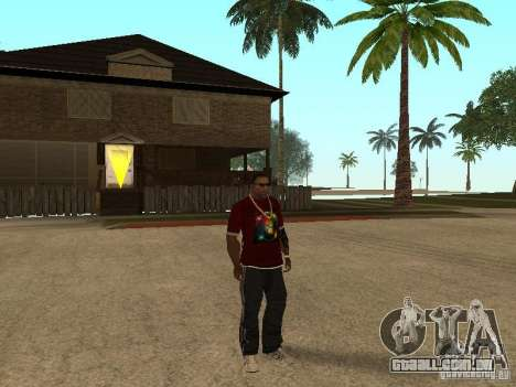 Mike Windows para GTA San Andreas terceira tela