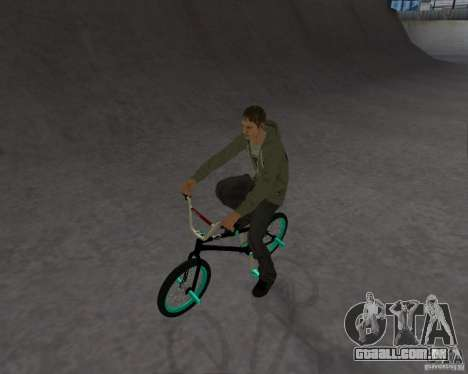 Tony Hawk para GTA San Andreas