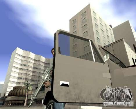 Tampa do sistema para GTA San Andreas sétima tela