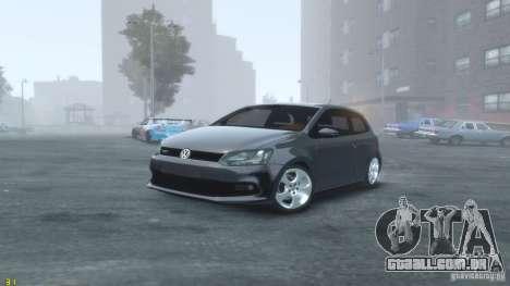 Volkswagen Polo v1.0 para GTA 4