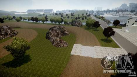 Maple Valley Raceway para GTA 4 terceira tela