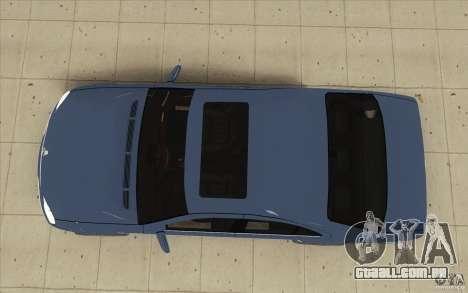 Mercedes-Benz S-Klasse para GTA San Andreas vista direita
