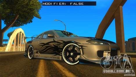 ENBSeries by Fallen para GTA San Andreas oitavo tela