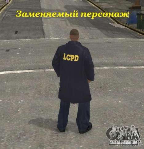 Ultimate NYPD Uniforms mod para GTA 4 sexto tela